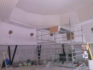 travaux peinture interieur